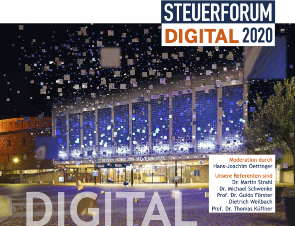 Steuerforum Digital 2020